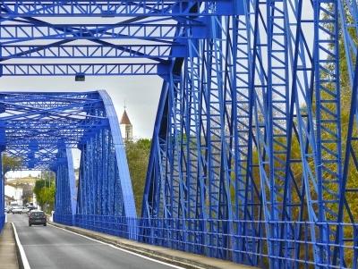 Restauración del Puente de la Barca de la Florida